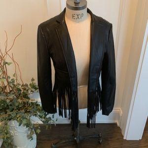 Chelsea & Theodore NWT Women's Polyurethane Jacket